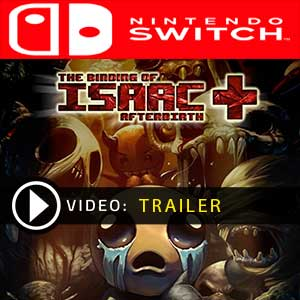 Acheter The Binding of Isaac Afterbirth Plus Nintendo Switch Comparateur Prix