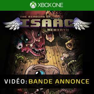 The Binding of Isaac Rebirth Xbox One Vidéo de la bande-annonce