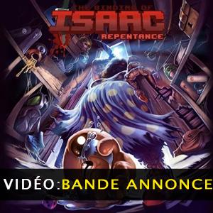 The Binding of Isaac Repentance Vidéo de la bande annonce