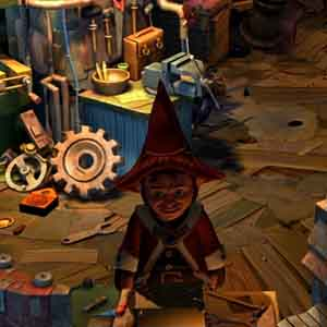 The Book of Unwritten Tales 2 Gameplay