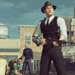 The Bureau XCOM Declassified Gameplay