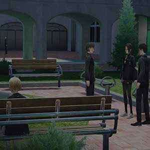 The Caligula Effect 2 - Parc