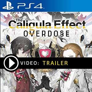 The Caligula Effect Overdose PS4 en boîte ou à télécharger