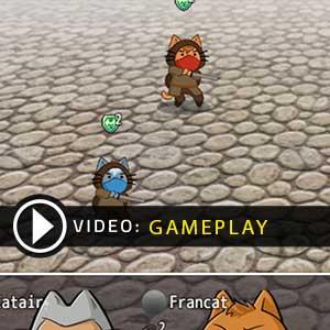 The Chronicles of Nyanya Gameplay Video