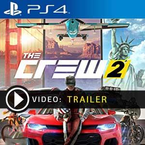 Acheter The Crew 2 PS4 Code Comparateur Prix