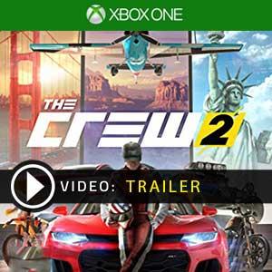 Acheter The Crew 2 Xbox One Code Comparateur Prix