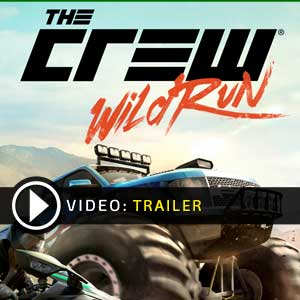 Acheter The Crew Wild Run Clé Cd Comparateur Prix