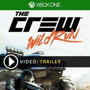 The Crew Wild Run Xbox one en boîte ou à télécharger