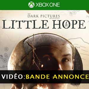 Vidéo de la bande annonce du The Dark Pictures Little Hope