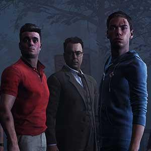 Groupe de survivants