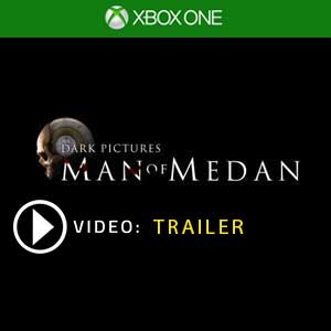The Dark Pictures Man of Medan Xbox One en boîte ou à télécharger