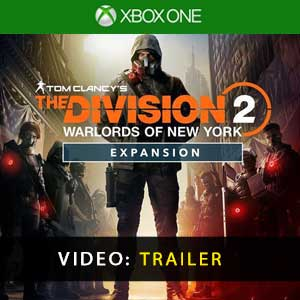 Acheter The Division 2 Warlords of New York Xbox One Comparateur Prix