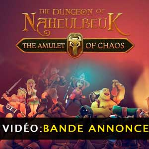 The Dungeon Of Naheulbeuk The Amulet Of Chaos Vidéo de la bande annonce