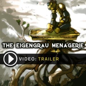 Acheter The Eigengrau Menagerie Clé Cd Comparateur Prix