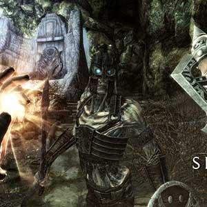 The Elder Scrolls 5 Skyrim VR - Guerrier mort-vivant