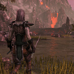 The Elder Scrolls Online Xbox One Gameplay