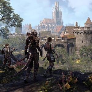 The Elder Scrolls Online Blackwood - Compagnons