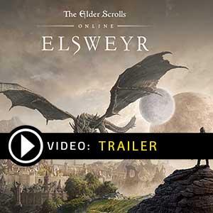 Acheter The Elder Scrolls Online Elsweyr Digital Upgrade Clé CD Comparateur Prix