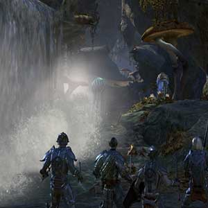 The Elder Scrolls Online Morrowind chute d eau