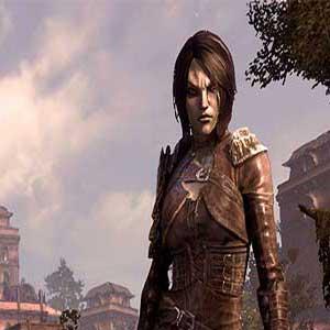 The Elder Scrolls Online Morrowind ville