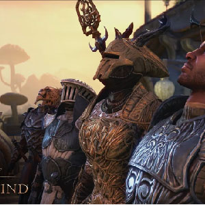 Gameplay de Morrowind