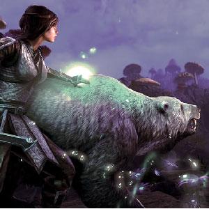 The Elder Scrolls Online Morrowind Gray War Bear