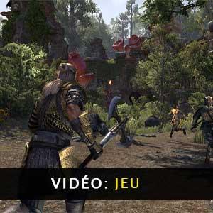 The Elder Scrolls Online Morrowind vidéo de gameplay