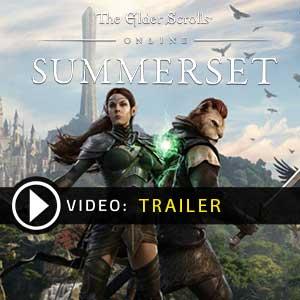 Acheter The Elder Scrolls Online Summerset Clé CD Comparateur Prix