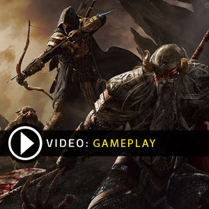 The Elder Scrolls Online PS4 Gameplay Video
