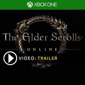 The Elder Scrolls Online Xbox One en boîte ou à télécharger