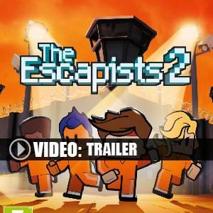 Acheter The Escapists 2 Clé Cd Comparateur Prix
