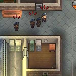 Poursuite des prisons