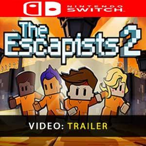 Acheter The Escapists 2 Nintendo Switch comparateur prix