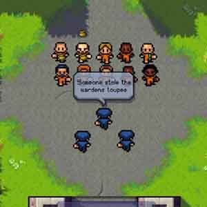 The Escapists Xbox One : Controle