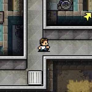 The Escapists The Walking Dead PS4 Rick Grimes
