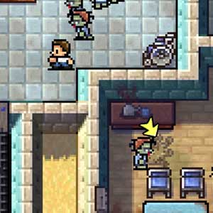 The Escapists The Walking Dead PS4 Zombies