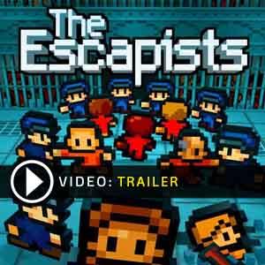 Acheter The Escapists Clé Cd Comparateur Prix
