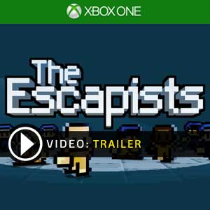 The Escapists Xbox One en boîte ou à télécharger