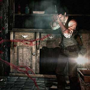 The Evil Within Xbox One Gameplay