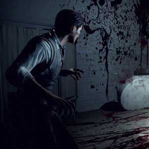 The Evil Within PS4 Zombie