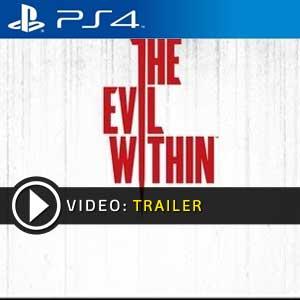 Acheter The Evil Within PS4 clé CD Comparateur Prix