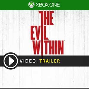 Acheter The Evil Within Xbox One clé CD Comparateur Prix