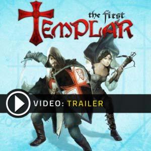 Acheter The First Templar clé CD Comparateur Prix