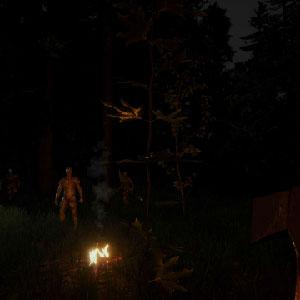 Le jeu de la forêt