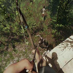 The Forest PS4 Vidéo de jeu