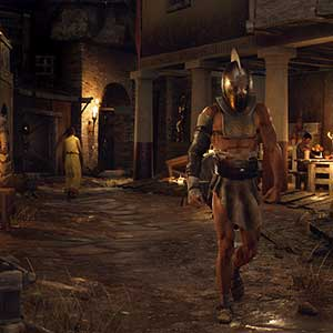 The Forgotten City Gladiateur