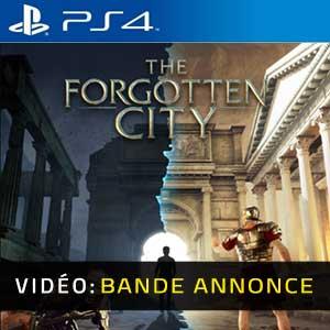 The Forgotten City PS4 Bande-annonce Vidéo