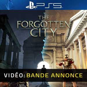 The Forgotten City PS5 Bande-annonce Vidéo