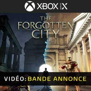 The Forgotten City Xbox Series X Bande-annonce Vidéo