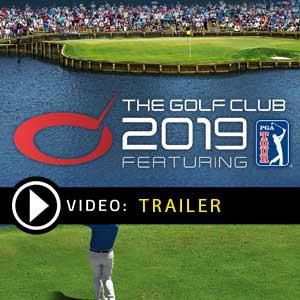 Acheter The Golf Club 2019 featuring PGA TOUR Clé CD Comparateur Prix